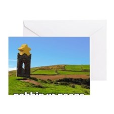 lolmeeple_tower Greeting Card
