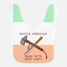 Native American/Irish Bib