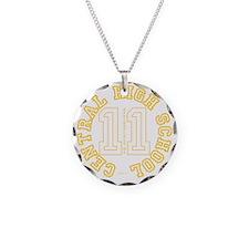 CHS_Classic_B04 Necklace Circle Charm