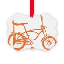 orange krate Ornament