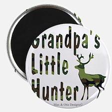 grandpas-little-hunter Magnet