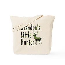 grandpas-little-hunter Tote Bag