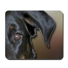 Beauceron Graphic 9 Mousepad