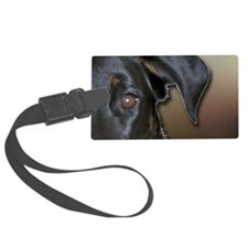 Beauceron Graphic 9 Luggage Tag
