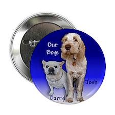 "Our Boys - Darryl & Josh - 2.25"" Button (10 pack)"