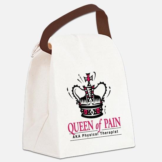 queenofpain Canvas Lunch Bag