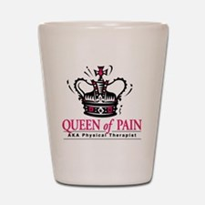 queenofpain Shot Glass