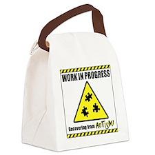 autismworkinprogress Canvas Lunch Bag