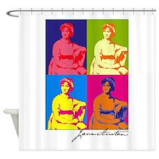 Jane Austen Shower Curtain