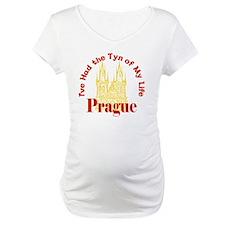 Prague - I've Had the Tyn of My  Shirt