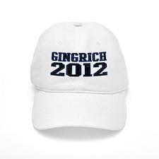 Gingrich 2012 Baseball Cap