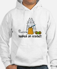 Hooked on crochet II Jumper Hoody