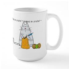Hooked on crochet II Mug
