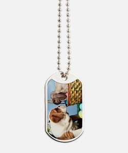 BD Easter journal Dog Tags
