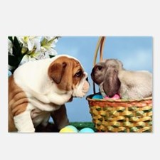 BD Easter note Postcards (Package of 8)