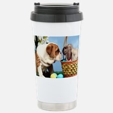 BD Easter post Stainless Steel Travel Mug