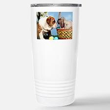BD Easter post Travel Mug