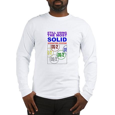 OS/2 User Long Sleeve T-Shirt