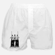 missionarys2 Boxer Shorts