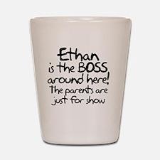 boss_ethan Shot Glass