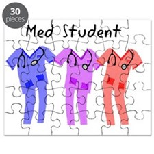 med student SCRUBS Puzzle