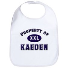 Property of kaeden Bib