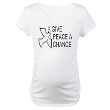 GIVE PEACE A CHANCE Shirt