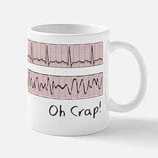 oh crap Mug