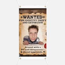 Malware poster Banner