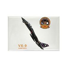 VX-9 Vapmires Rectangle Magnet