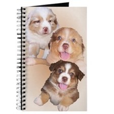 Unique Australian shepherd Journal