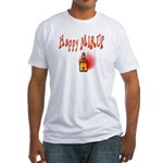 Happy Mirup Fitted T-Shirt