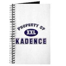 Property of kadence Journal