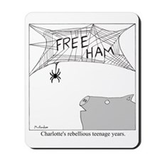 Free Ham Mousepad
