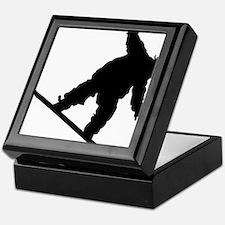 snowboarderB01 Keepsake Box