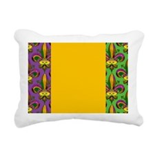 FleurPggm12.5x6.75licPho Rectangular Canvas Pillow