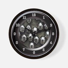ball bearings Wall Clock