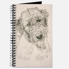 Irish_Wolfhound_KlineSq Journal