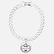 Im-the-know-it-all Bracelet