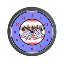 bingo wallclock Wall Clock