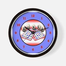 bingo wallclock Wall Clock