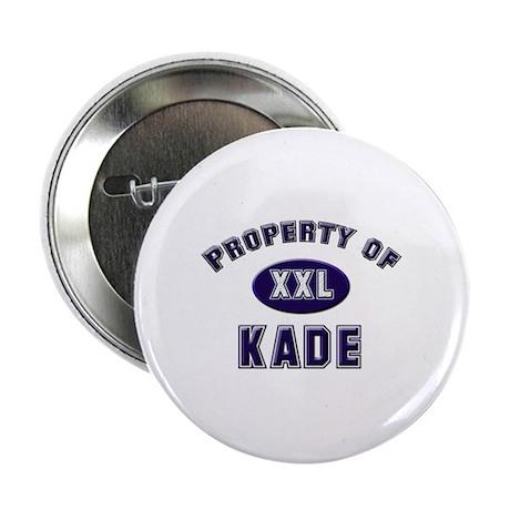 Property of kade Button