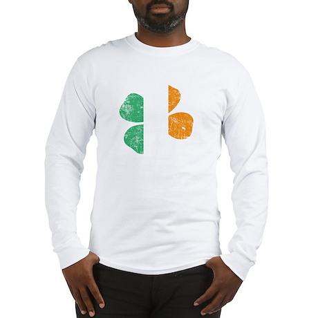 Ireland3 - dk Long Sleeve T-Shirt