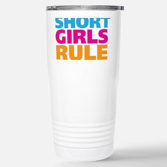 shortgirls_shirt3 Stainless Steel Travel Mug