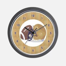 footballwallclock Wall Clock