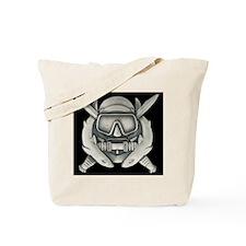 Combat Diver LP Tote Bag
