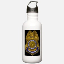 DSS Badge LP Water Bottle
