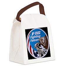 Falcon LP Canvas Lunch Bag