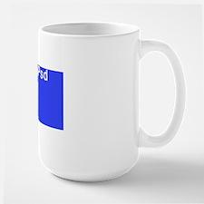 iPsd LP Large Mug