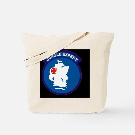 Jungle Expert LP Tote Bag